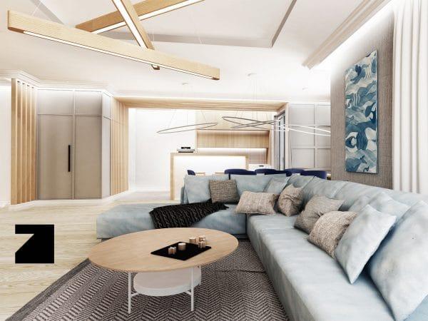 Avangard Apartment Gdańsk - ekskluzywne wnętrze