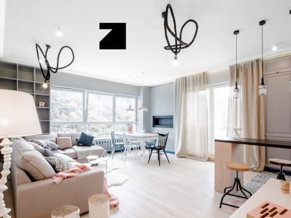 aranżacja wnętrza apartamentu
