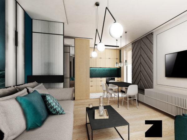 projektowanie luksusowych wnętrz